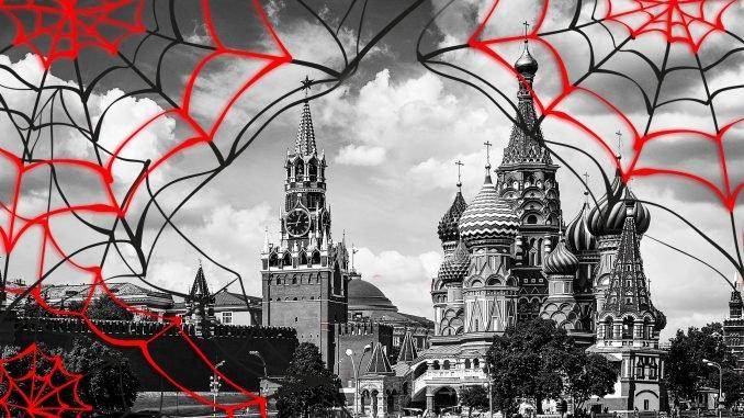 Kremlin's web