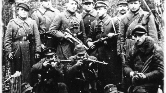 Kaišiadorys freedom fighters