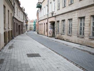 Savičius street