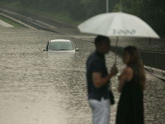Flooded Vilnius, again