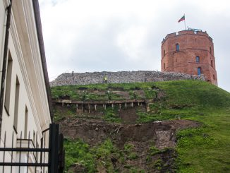 Gediminas Castle Hill