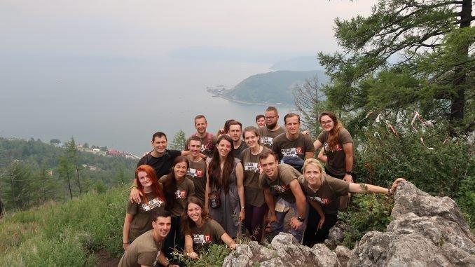 Misija Siberia 2017 members