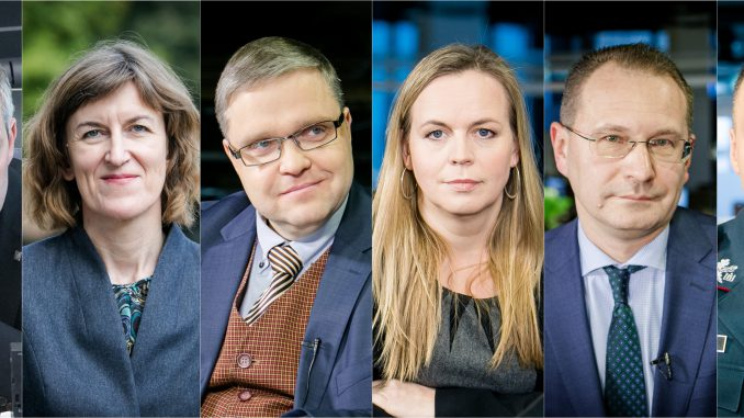Most Influential in Lithuania 2017: public sector