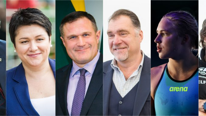 Most Influential in Lithuania 2017: sports personalities