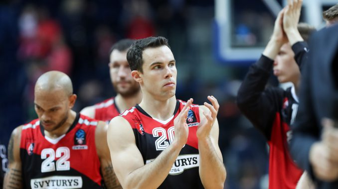 BC Lietuvos rytas after the last game