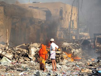After the terror attack in Somalia