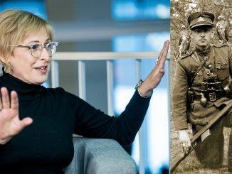 Rūta Vanagaitė, Algis Ramanauskas-Vanagas