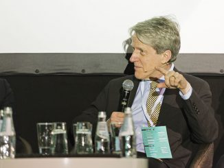 Nobel Prize in Economics, Professor Robert Shiller  Photo © Ludo Segers @ The Lithuania Tribune