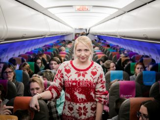 """Mission Lapland"" on the way to meet the Santa Claus in Lapland"