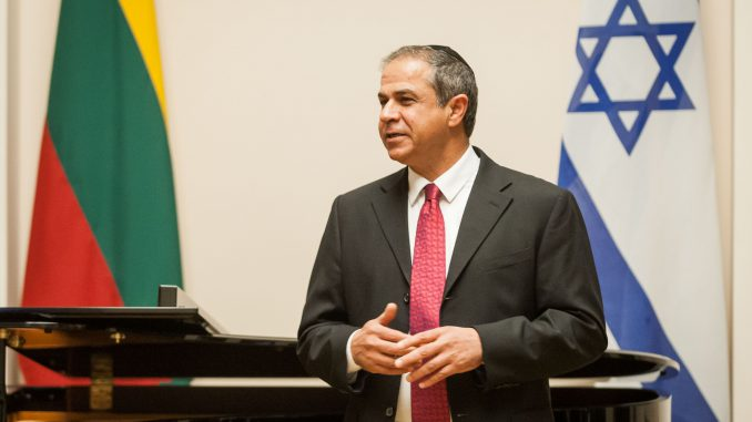 Ambassador of Israel Amir Maimon
