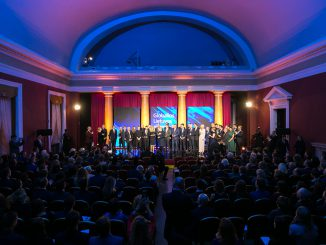 Global Lithuania Leaders Awards 2018 ceremony in Vilnius