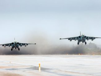 Russian military jets
