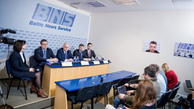 Agrokoncernas press conference