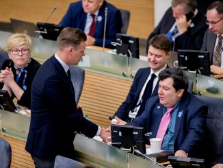 Conservatives at the Seimas