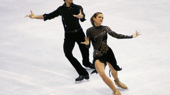 Povilas Vanagas and Margarita Drobiazko