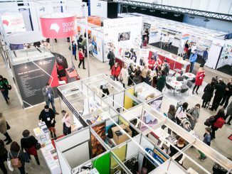 Vilnius Book Fair 2018. Day one.