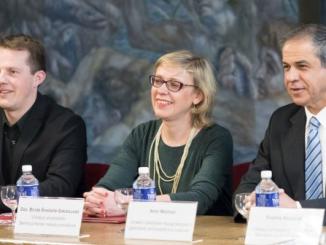 Vilius Alesius, Birutė Švedaitė-Sakalauskė, Amir Maimon, @ Vilnius University