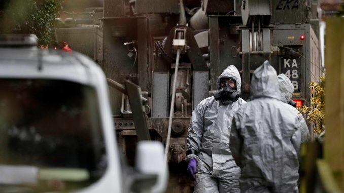 Investigation into Sergei Skripal's poisoning
