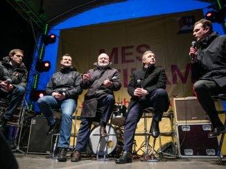 Andrius Tapinas, Gintautas Paluckas, Eugenijus Gentvilas, Ramūnas Karbauskis, Gabrielius Landsbergis