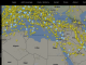 Airspace above Syria