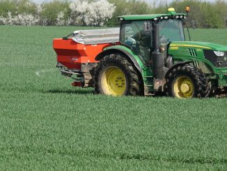 Fertilizing in Lithuania
