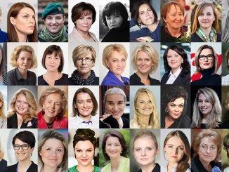 100 Lietuvos moterų
