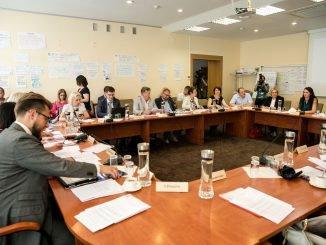 Tripartite Council meeting