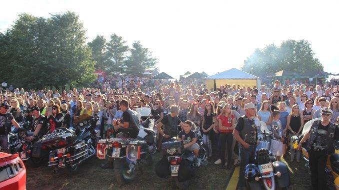 Stichijos Festival in Kupiškis. Photos Gintarė Baseckaitė