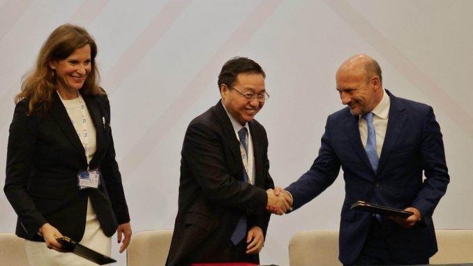 Signing of cooperation memorandum