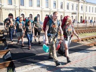 Mission Siberia 2018 departs