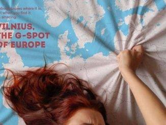 Vilnius G-Spot of Europe
