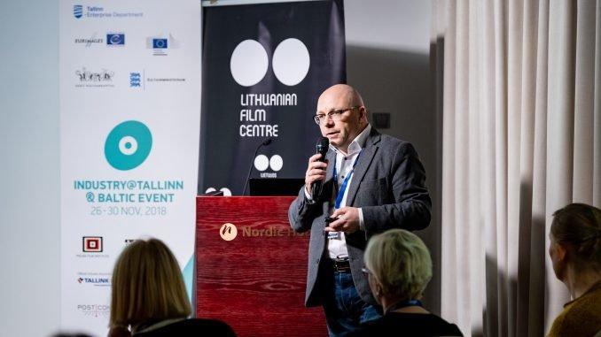 Rolandas Kvietkauskas, Head of Lithuanian Film Centre