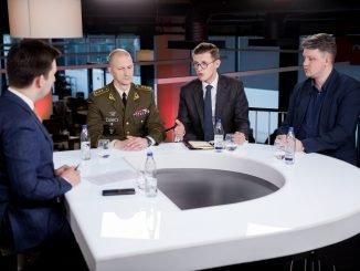 Remigijus Baltrėnas, Arnoldas Pikžirnis, Vaidas Saldžiūnas