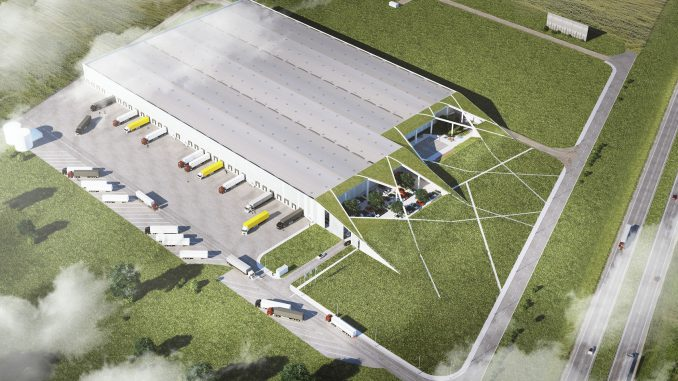 SBA Group logistics centre