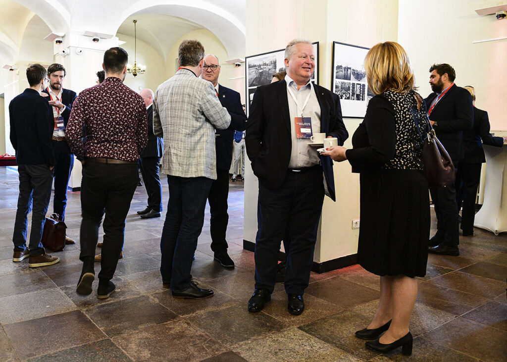 Fifth Norwegian Business Forum in Vilnius Photo © Ludo Segers @ The Lithuania Tribune