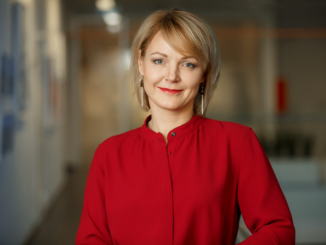 Kerli Gabrilovica, Head of Retail Banking of Luminor