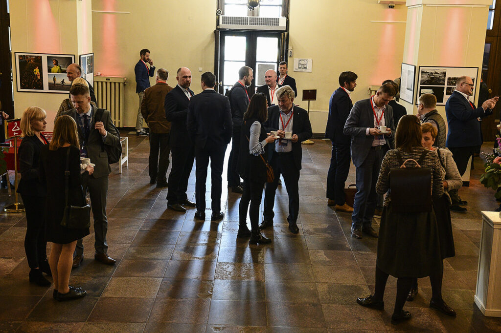 The 5th Norwegian Business Forum in Vilnius 89 Photo © Ludo Segers @ The Lithuania Tribune