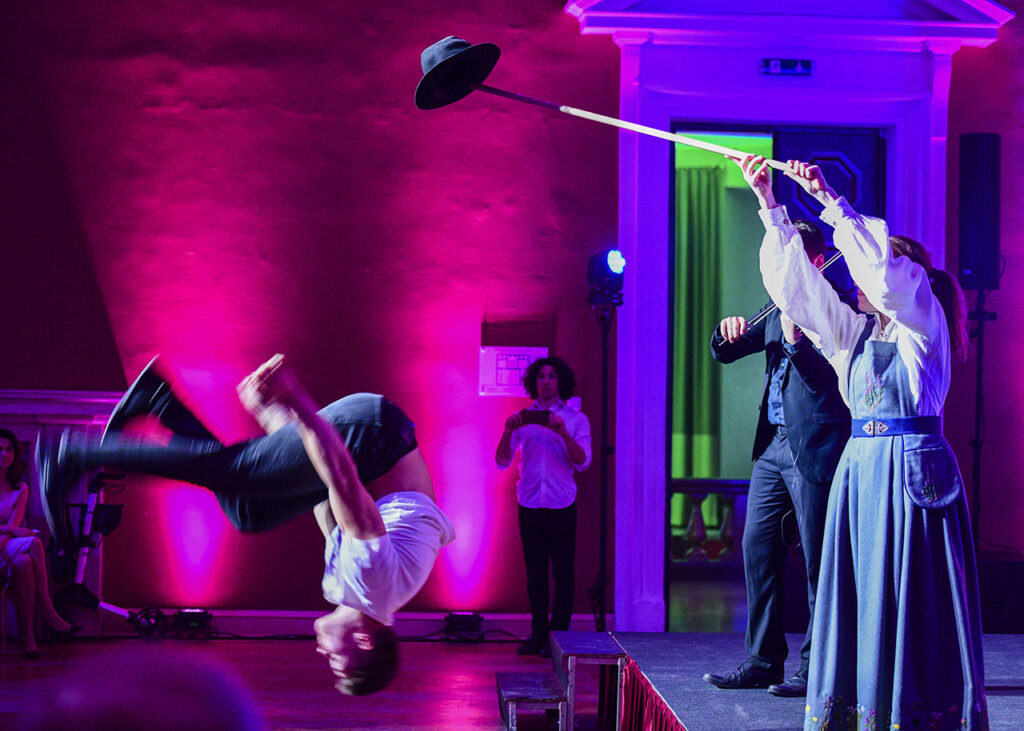 The amazing Frikår Dance Academy at 10th Norwegian Lithuanian Chamber Gala Photo © Ludo Segers @ The Lithuania Tribune