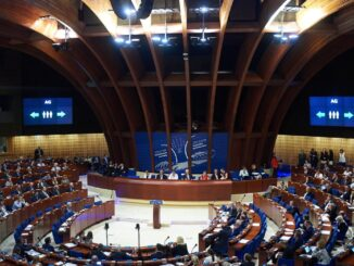 Parliamentary Assembly of the Council of Europe PACE
