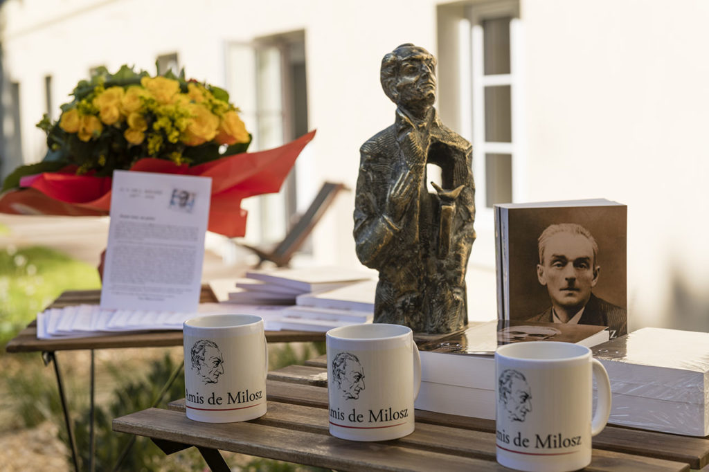 Milosz Memorabilia Photo © Ludo Segers @ The Lithuania Tribune