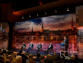 At the Riga Conference 2018