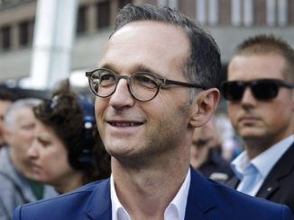 Heiko Maas, Minister of Foreign Affairs of Germany. © mass.heiko Instagram account