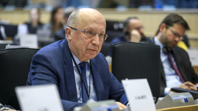 MEP Kubilius: European Parliament has adopted the main provisions proposed by us regarding the future East Partnership strategy and the EU Russia strategy