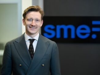 Paulius Jauga, Head of SME Bank Corporate Clients Department