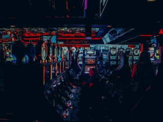 Slot Machines. John Schnobrich. Unsplash