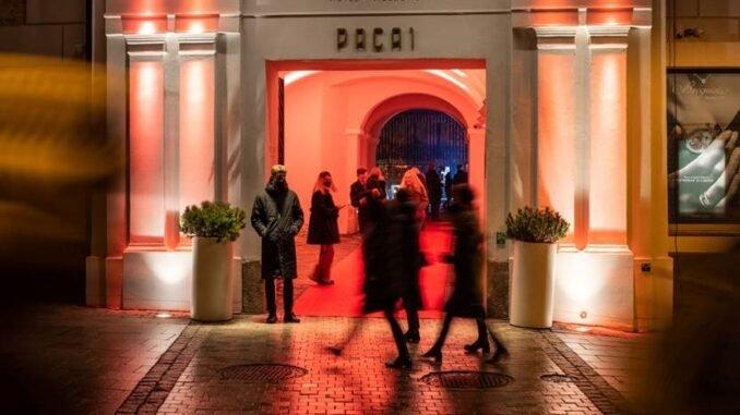 Vilnius Film Festival at Hotel Pacai. Photo by Robertas Daškevičius