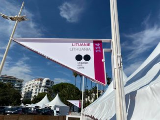 Lithuanian Film Pavilion in the Cannes Festival